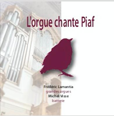 CD Piaf couverture